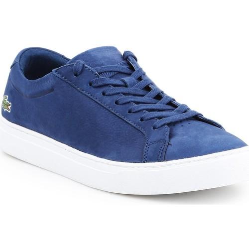 Shoes Men Low top trainers Lacoste 7-31CAM0138120 navy