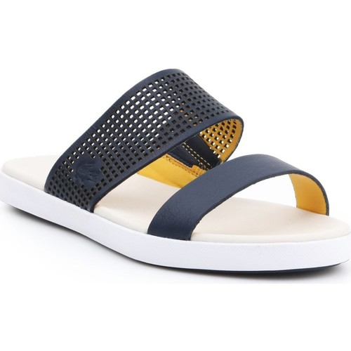 Shoes Women Mules Lacoste Natoy Slide 7-31CAW0133326 navy