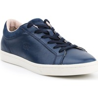 Shoes Women Low top trainers Lacoste Straightset 7-30SRW0028003 navy