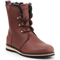 Shoes Women Mid boots Lacoste Baylen 7-30SRW4100078 brown