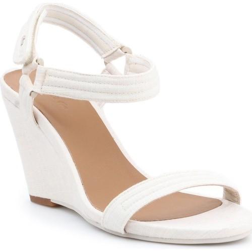 Shoes Women Sandals Lacoste Karoly 7-29SRW2314A75 beige
