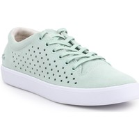 Shoes Women Low top trainers Lacoste Tamora Lace 7-31CAW01351R1 miętowy