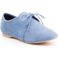 Shoes Women Derby Shoes Lacoste Torpel 7-25LEW2008125 blue