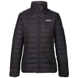 Clothing Women Duffel coats Regatta Women's Freezeway II Insulated Quilted Walking Jacket Black