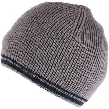 Clothes accessories Men Hats / Beanies / Bobble hats Regatta Men's Balton II Fleece Lined Beanie Grey