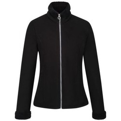 Clothing Women Fleeces Regatta Women's Brandall Full Zip Heavyweight Fleece Black