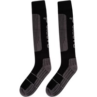 Shoe accessories Men Socks Dare 2b Men's Performance Ski Socks Black