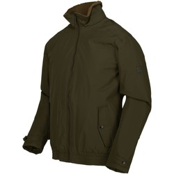 Clothing Men Jackets Regatta Men's Rayan Waterproof Insulated Jacket Green