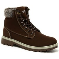 Shoes Women Boots Regatta Bayley III Insulated Casual Boots Brown Brown