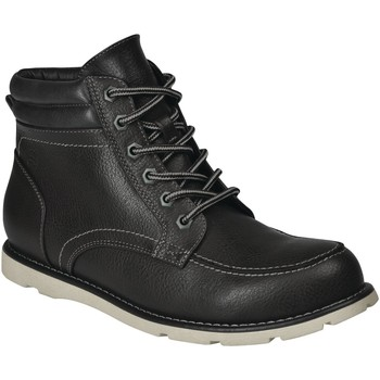 Shoes Men Boots Regatta Robinson PU Casual Boots Black Black Black