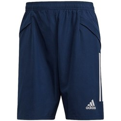 Clothing Men Cropped trousers adidas Originals Condivo 20 Downtime Short Navy blue