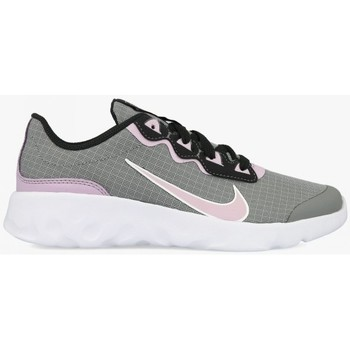 Shoes Women Low top trainers Nike EXPLORE STRADA CD9017 Grey