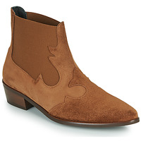 Shoes Women Mid boots Fericelli NANTIAG Camel