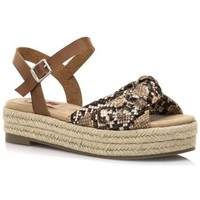 Shoes Women Sandals MTNG Ssyna 58974 Brown