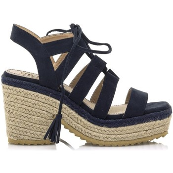 Shoes Women Sandals MTNG Camba 58232 Blue