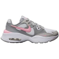 Shoes Children Indoor sports trainers Nike Air Max Fusion GS CJ3824 Grey