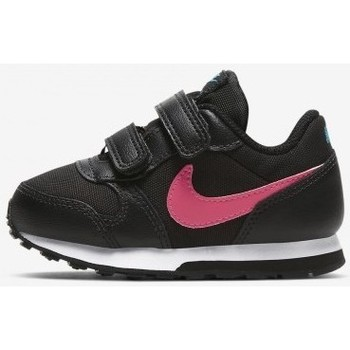 Shoes Children Low top trainers Nike MD RUNNER 2 TDV 807328 Black