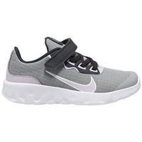 Shoes Children Low top trainers Nike EXPLORE STRADA CD9016 Grey