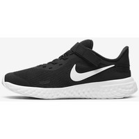 Shoes Children Low top trainers Nike REVOLUTION 5 FLYEASE CQ4649 Black