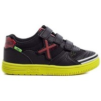 Shoes Children Low top trainers Munich G-3 VCO SWITCH 131 1514131 Black