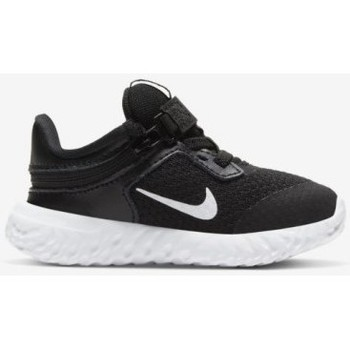 Shoes Children Indoor sports trainers Nike Revolution 5 FlyEase CQ4651 Black