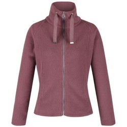 Clothing Women Fleeces Regatta Zaylee Full Zip Mid Weight Fleece Pink Pink
