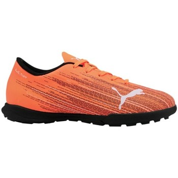 Shoes Children Football shoes Puma JR Ultra 41 TT Black,Orange