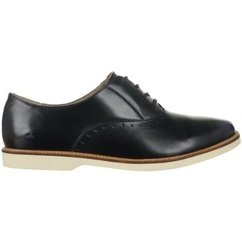 Shoes Women Derby Shoes Lacoste Rene Prep 5 Black