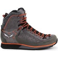 Shoes Men Walking shoes Salewa MS Trainer 2 Winter Gtx Black,Grey