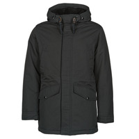 Clothing Men Parkas Jack & Jones JJEWETLAND Black