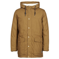 Clothing Men Parkas Jack & Jones JORWALLY Brown