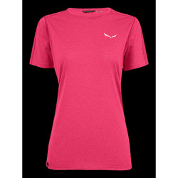 Clothing Women Short-sleeved t-shirts Salewa Pedroc 3 DRY W S/S TEE 27726-6385 pink