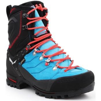 Shoes Women Walking shoes Salewa WS Vultur EVO GTX 61335-8610 black, blue