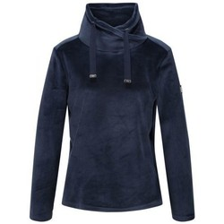 Clothing Women Fleeces Regatta Women's Hannelore Overhead Fluffy Hoody Blue