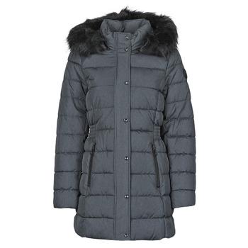 Clothing Women Duffel coats Only ONLLUNA Grey
