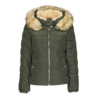 Clothing Women Duffel coats Only ONLCAMILLA Kaki
