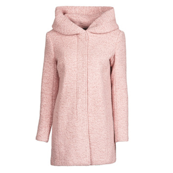 Clothing Women Coats Only ONLNEWSEDONA Pink