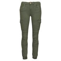 Clothing Women Cargo trousers Only ONLMISSOURI Kaki