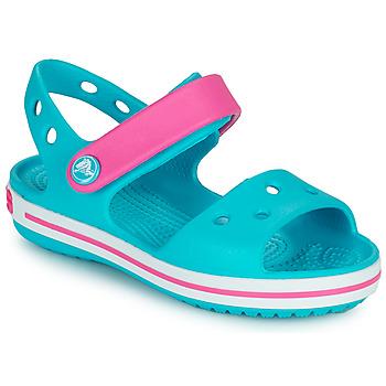 Shoes Girl Sandals Crocs CROCBAND SANDAL Blue