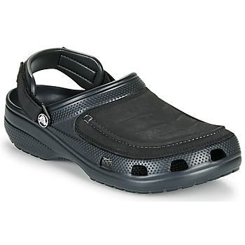 Shoes Men Clogs Crocs YUKON VISTA II CLOG M Black