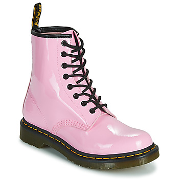 Shoes Women Mid boots Dr Martens 1460 W Pink