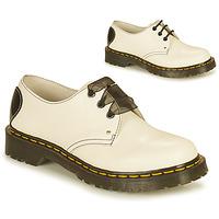 Shoes Women Derby Shoes Dr Martens 1461 HEARTS White /  black