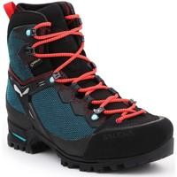 Shoes Women Walking shoes Salewa WS Raven 3 GTX 61344-8736 green, black, red
