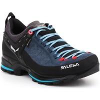 Shoes Women Walking shoes Salewa WS MTN Trainer 2 GTX 61358-8679 navy , black