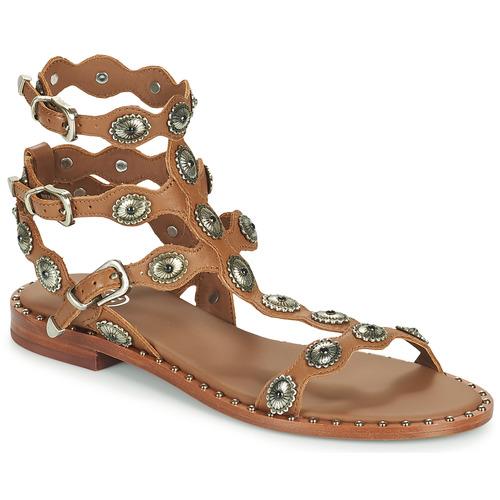 Shoes Women Sandals Ash PHOENIX Brown