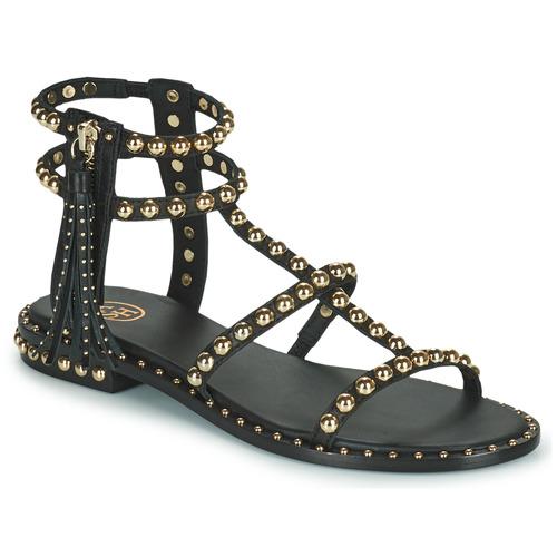Shoes Women Sandals Ash POWER  black