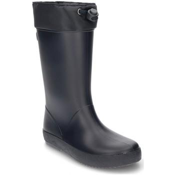 Shoes Children Wellington boots Igor BOYS WATER BOOTS  SPLASH COLE MARINE