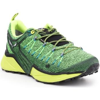 Shoes Men Walking shoes Salewa MS Dropline GTX 61366-0953 black, yellow, green
