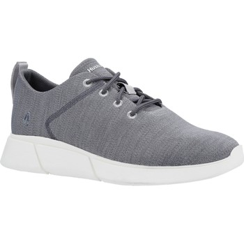 Shoes Men Low top trainers Hush puppies HM01134-020-6 Cooper Lace Grey