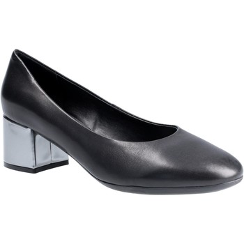 Shoes Women Heels The Flexx D5013_19-BLK-3 Headmistress Black